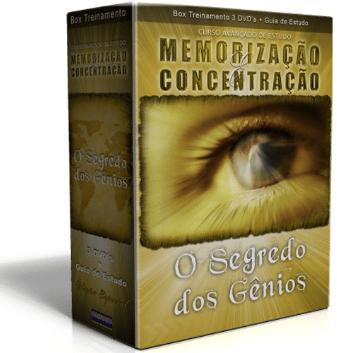CURSO AVANÇADO DE MEMORIZAÇÃO RENATO ALVES