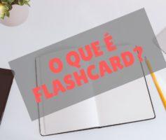O Que É Flashcards?
