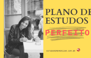 Como Fazer Um Plano de Estudos Perfeito