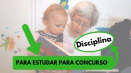 Como Ter Disciplina Para Estudar Para Concurso