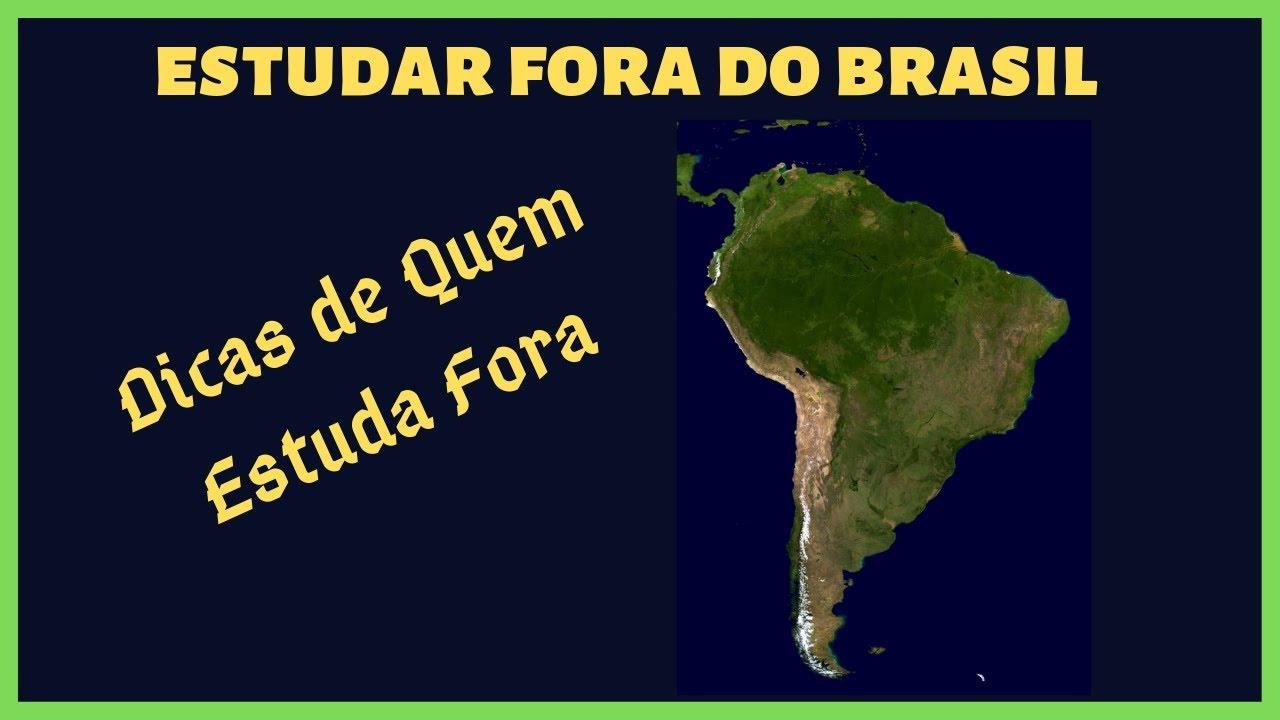 dicas de quem estuda fora do brasil