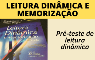 Pré-teste de Leitura Dinâmica