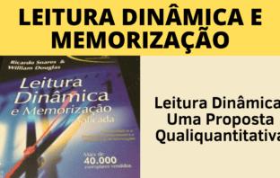 Leitura Dinâmica: Uma Proposta Qualiquantitativa