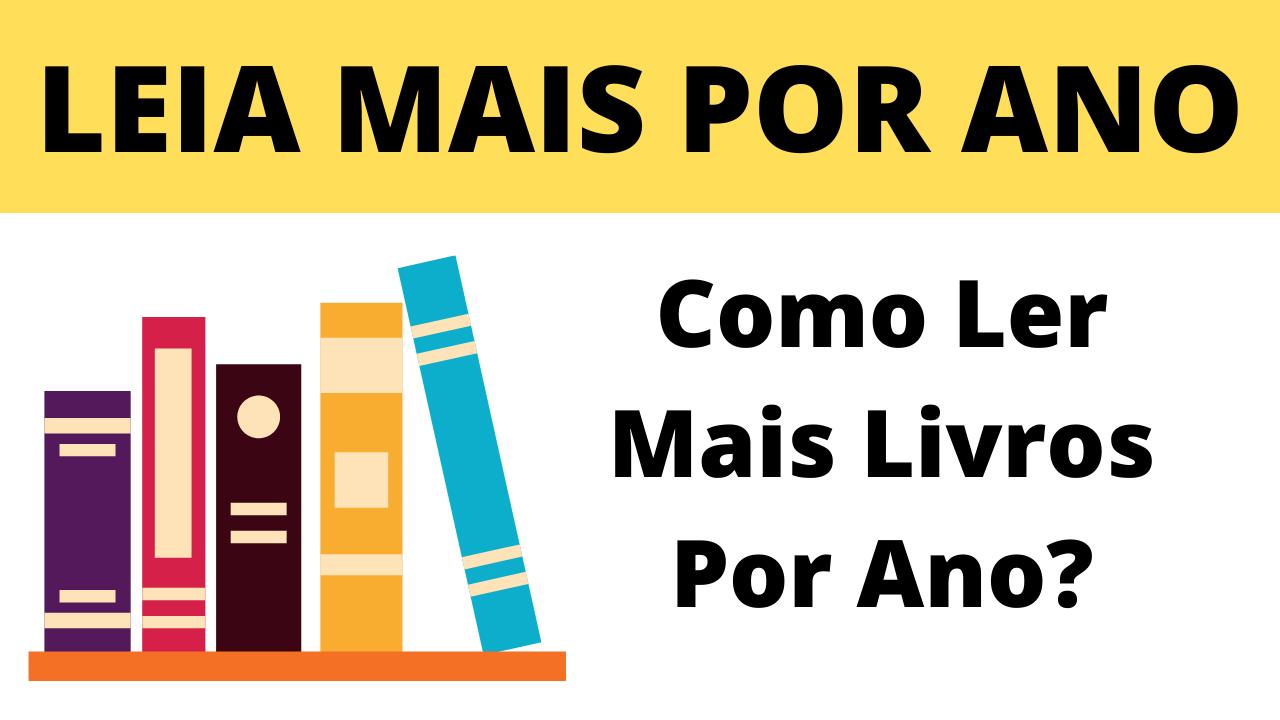 ler mais livros por ano